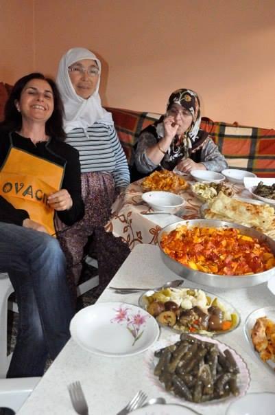 Ovacık'da Toprak Ana Günü Kutlama / Terra Madre Day